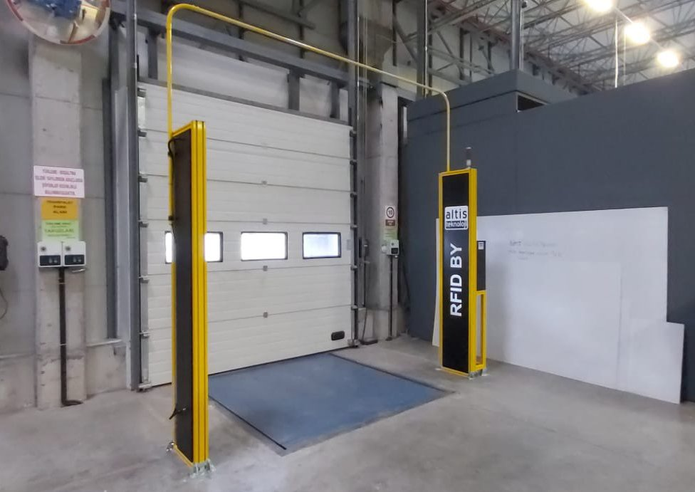 RFID Portal and Dock Gate